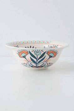 Anthropologie - Triana Bowl