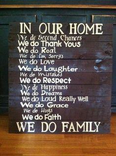 Family mottos