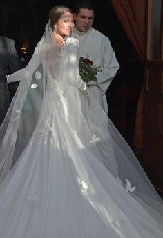 6bb0a16b0cc4 Las 61 mejores imágenes de vestidos de novia
