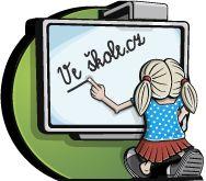 VE ŠKOLE. DUMy pro učitele. Lunch Box, Holiday Decor, School, Blog, Montessori, Teaching Ideas, Internet, English, English English