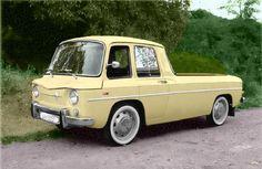 Концепт автомобили прошлого века в цветных фото