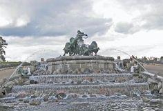 Gefion Fountain, Copenhagen ( I haven't seen it)