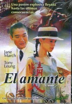 El amante dirigida por Jean-Jacques Annaud. 1992