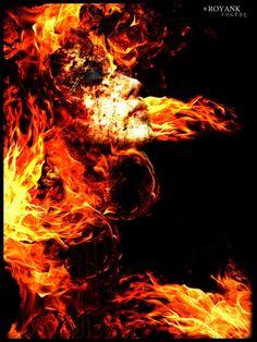Fire...me element....lol