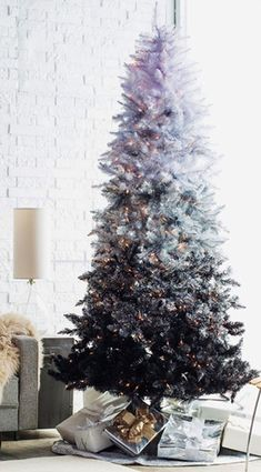 8 Non-Traditional Christmas Trees
