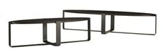 Piedmont Elliptical Low Table by Skram Furniture Company