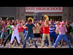 High School Musical 2 What time is it (part 2)