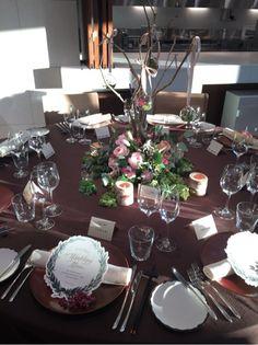 Andazアイテムフェア 装花編 の画像|WEDDINGへの日々 @ぶろブロブログ パレスホテル東京&hawaiiでのロケフォト+韓国で前撮り♪
