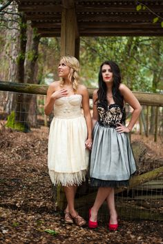 Naughty & nice bridal shoot with Bespoke-Bride!
