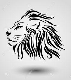 tribal lion - Google Search