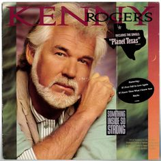 """""""Something Inside So Strong"""", by Kenny Rogers, includes the top 10 hit, """"The Vows Go Unbroken"""". In """"Planet Texas"""" (a top 40 country hit) Rogers tells the story of an encounter with extraterrestrials who take him on a journey through outer space. Upon returning to earth he asks the alien visitors of their origin; they reply they are from a planet called Texas, """"the biggest place in outer space"""" (a nod to Texas' """"larger than life"""" notoriety). (Vinyl LP)"""
