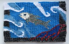 Fish tapestry 2014