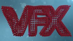 """This is """"VFX Logo for Web Page"""" by Andrew Robinson on Vimeo, the home for high quality videos and the people who love them. Andrew Robinson, Cinema 4d, Logos, 3d, Logo"""