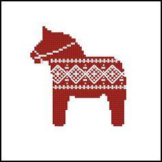 Digital item counted cross stitch pattern by LaMariaCha on Etsy, $3.00