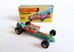 Matchbox Superfast 64: Slingshot Dragster