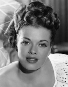 janis paige relationships