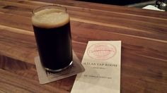 California Beer List: Atlas Tap Room.