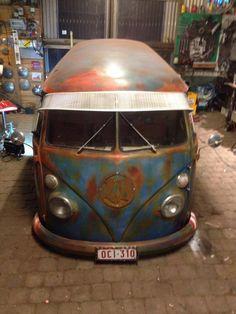 † Volkswagen Bus, Vw Camper, T1 T2, Short Bus, Vintage Vans, Transporter, Custom Vans, Zoom Zoom, Old Models