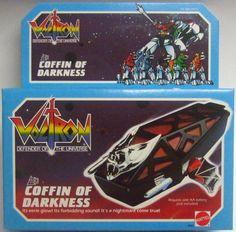 Voltron - Coffin of Darkness