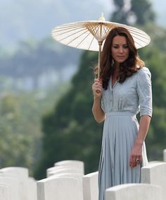 The Duchess in Jenny Packham