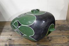 SHALLOW BLOG: 塗装済みピーナッツタンク 緑