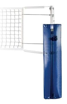 First Team Galaxy Express Titanium Competition Titanium Volleyball System with Sockets44; Purple, As Shown