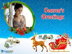 Mery Christmas cards for free http://photomica.com/cards.php