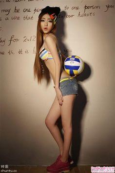 沙滩排球女孩 - 日志 - reuter - FunNice@交友网 - Have Fun, Be Nice