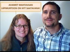 AVAIMET MAHTAVAAN LÄPIMURTOON ON NYT SAATAVANA!  For a limited time you can get it for 3€ off the normal price (until 30.11.2015) from www.jamesrobor.com. Click on the video to see a special announcement from James and Heidi Robor. Läpimurto on matkalla!