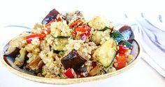 Quinoa con verduras, ¡una receta sana y deliciosa!