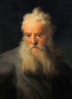 Rembrandt, Apostle Paul