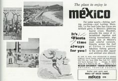 Sell Me Yesteryear: MEXICO!