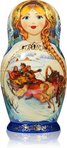 Russian Nesting dolls, Jewelery, Easter Eggs, Watches, Christmas ornaments at online-shop Skazkamart.com