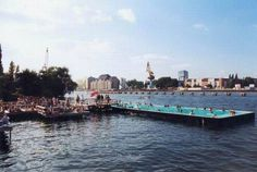 Yes, There is a Beach in Paris... the Rise of Urban Beach Going