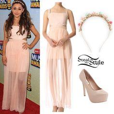 Ariana Grande at the 2013 Radio Disney Music Awards April 27th, 2013 - photo: arianaphotos.com