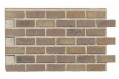 Shop our extensive selection of easy to install, durable brick wall panels. Brick Wall Paneling, Faux Brick Panels, Concrete Floors, Colonial, Tile Floor, Diy Home Decor, Flooring, Texture, Surface Finish