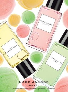 Pink & Green Crush ~    the sorbet collection!