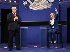 The Republican presidential candidate called this weekend's episode a hit job.