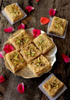 Kalakand  Kalakand is considered a delicacy among Indian desserts and it is mainly prepared during festive occasions such as Diwali, Holi or Navratri. Kalakand is basically a milk based fudge that has a soft, rich and creamy texture.  #kalakand
