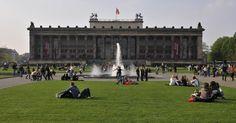 10 maravilhosos parques e jardins em Berlim #viajar