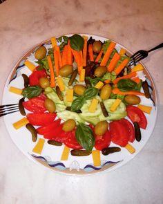 Colorful salad 😋