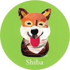 マイ @Behance プロジェクトを見る : 「023   Shiba」 https://www.behance.net/gallery/42193887/023-Shiba