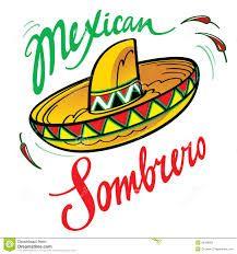 sombrero mexicano vector gratis - Buscar con Google