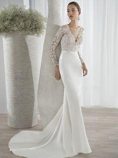 Brautkleider im gehobenen Preissegment | miss solution Bildergalerie - Modell 625 by DEMETRIOS