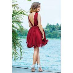 Alege sa porti rochia eleganta de ocazie Timea si vei fi remarcata la orice eveniment - Sporesteti senzualitatea cu rocia Timea creatie Miss Grey.