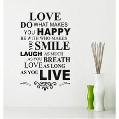 citater til væggen Citater til væggen – Design et barns værelse citater til væggen