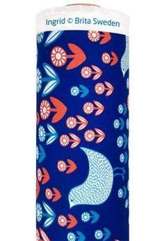 Cute Swedish Fabric