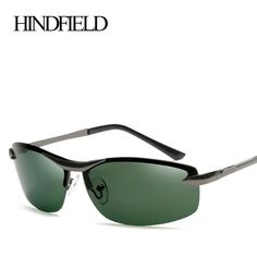 5ea2288d9a HINDFIELD ashion Sport Polarized Sunglasses Men Fishing Sun Glasses For Men  Oculos De Sol Feminino Sunglas