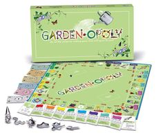 Gardenopoly Game - Pinetree Garden Seeds - Crafts,Books