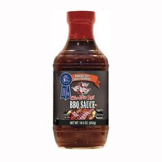 Three Little Pigs Kansas City Spicy Chipotle Sauce : FireCraft
